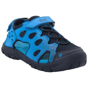 Jack Wolfskin Freizeitsandale Kinder Titicaca VC Low Kids 39 blau