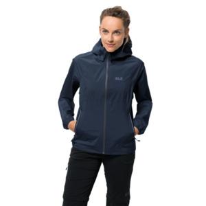 Jack Wolfskin Hardshell-Jacke Frauen Misty Peak Jacket Women XS blau