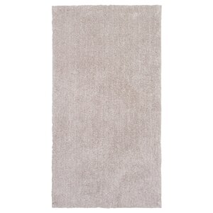 LINDKNUD                                Teppich Langflor, beige, 80x150 cm