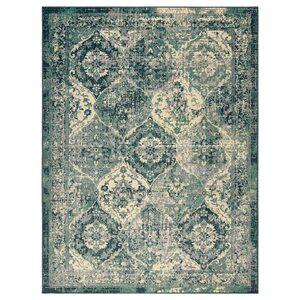VONSBÄK                                Teppich Kurzflor, grün, 170x230 cm