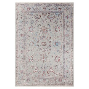 HADSUND                                Teppich Kurzflor, Handarbeit, bunt, 170x240 cm