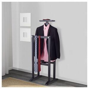 SOKNEDAL                                Kleiderständer, schwarz