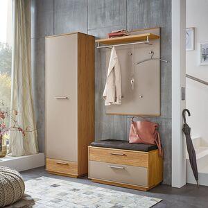 home24 Garderobenset Loveno V (4-teilig)