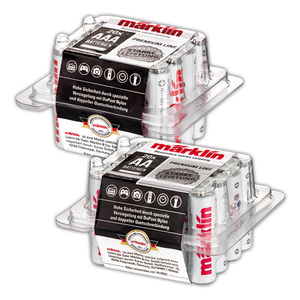Märklin Alkaline Batterien