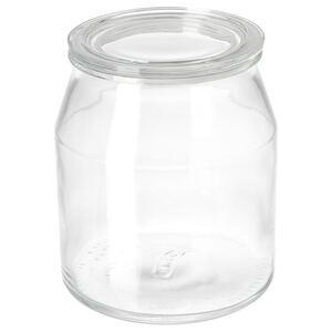 IKEA 365+                                Dose mit Deckel, Glas, 3.3 l