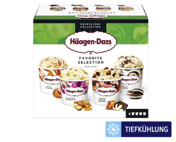 Häagen- DazsTMMini Cups