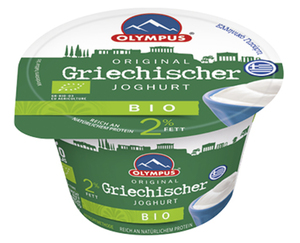OLYMPUS®  Original griechischer Bio-Joghurt