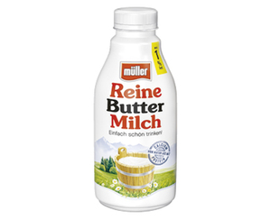 müller®  Reine Buttermilch