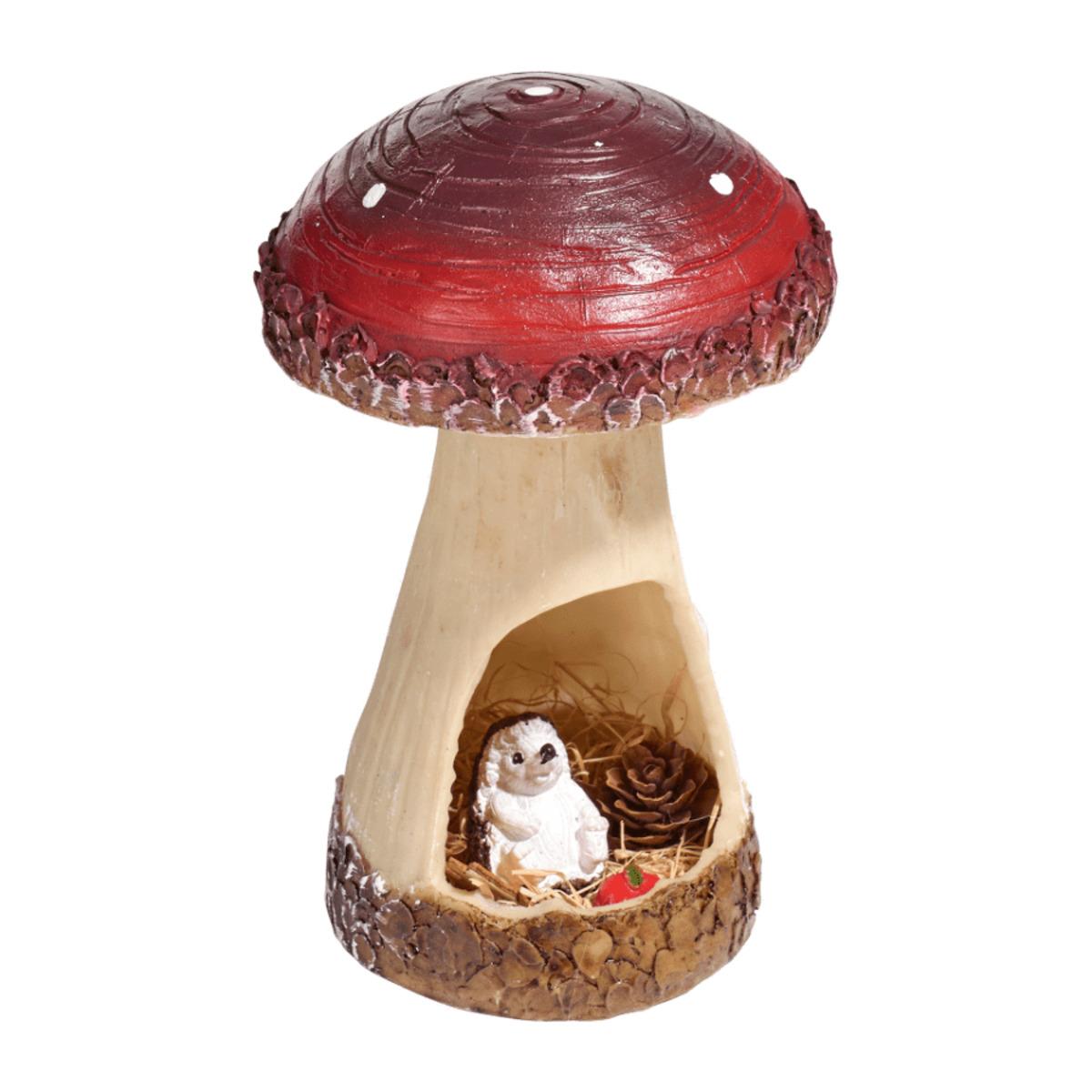 Bild 2 von LIVING ART     Holz-Herbstdekoration