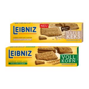 Leibniz Vollkorn- / Haferkeks