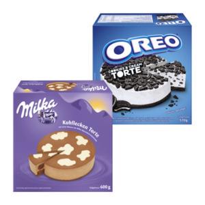 Oreo / Milka Torte