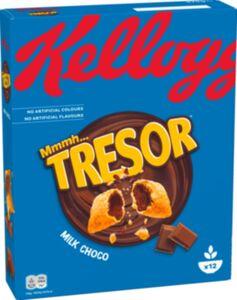 Kellogg's Tresor Milk Choc 375 g