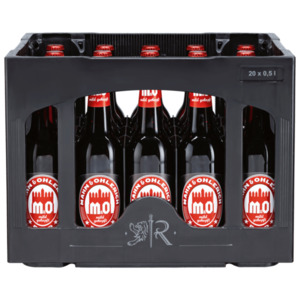 Mahn & Ohlerich Bier mild gehopft 20x0,5l