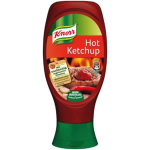 Knorr Hot Ketchup 430 ml