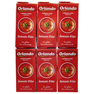 Orlando Tomate Frito Tomatensauce 6 x 350g, 2,1kg