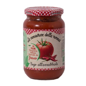 Le Conserve Della Nonna Sugo all arrabbiata Tomatensauce 350g