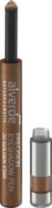 alverde NATURKOSMETIK Lidschatten Precision Eyeshadow Pen 20 Golden Star