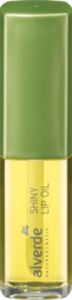 alverde NATURKOSMETIK Lippenöl Shiny Lip Oil vanilla
