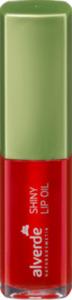 alverde NATURKOSMETIK Lippenöl Shiny Lip Oil cherry