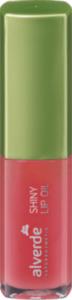 alverde NATURKOSMETIK Lippenöl Shiny Lip Oil raspberry