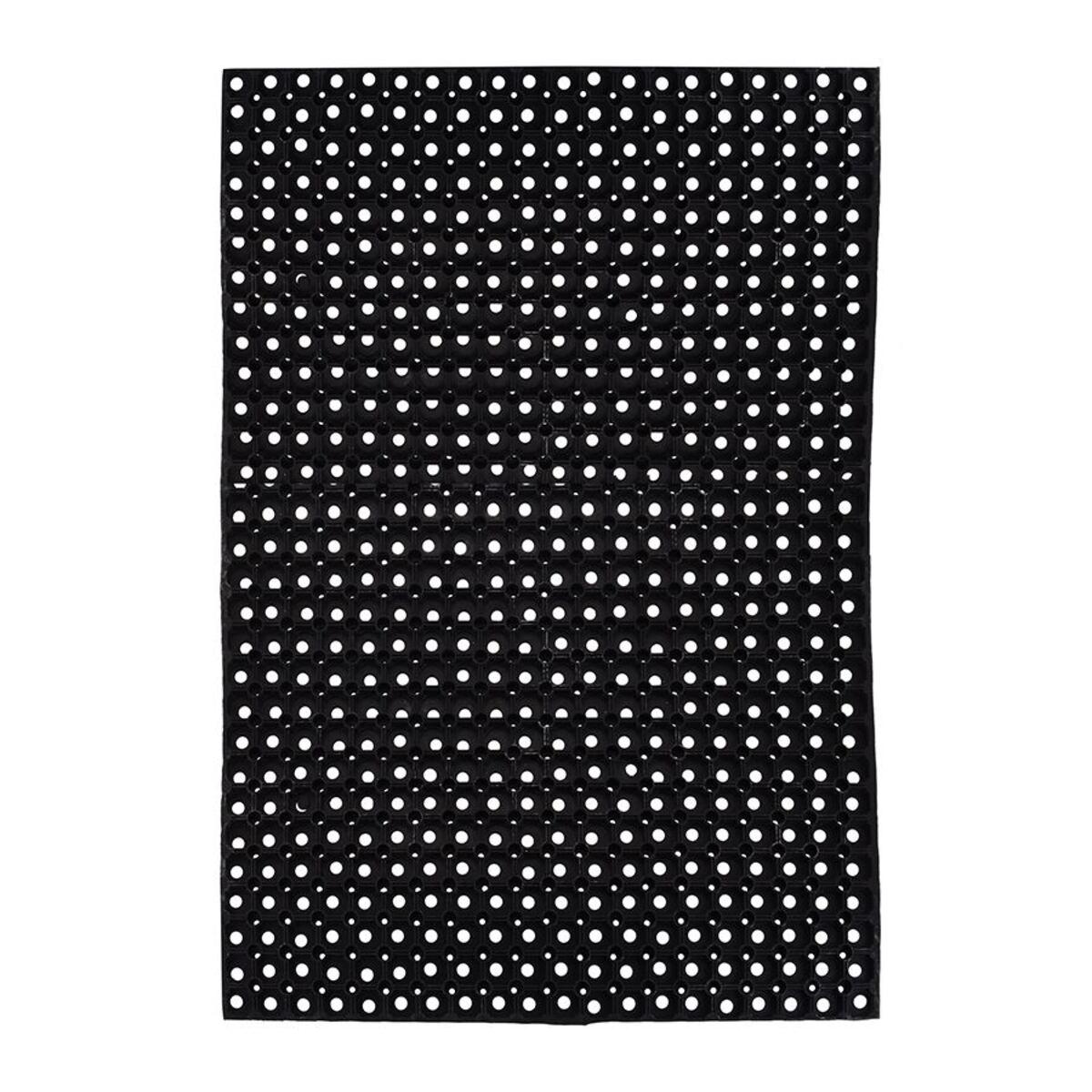 Bild 2 von Gummi-Türmatte 120x80x1,2cm Schwarz