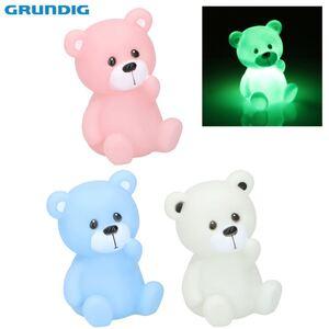 LED-Nachtlicht Bär mit Farbwechsler