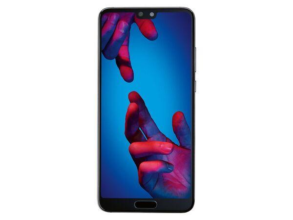 HUAWEI Smartphone P20 128GB Dual SIM black 4GB RAM