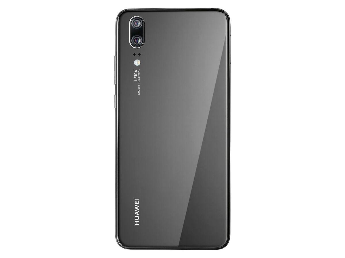 Bild 5 von HUAWEI Smartphone P20 128GB Dual SIM black 4GB RAM