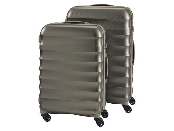 TOPMOVE® Polycarbonat-Koffer-Set
