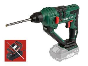 PARKSIDE® Akku-Bohrhammer PABH 20-Li B2 (ohne Akku / ohne Ladegerät)