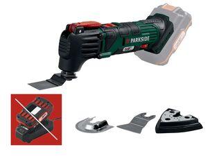 PARKSIDE® Akku-Multifunktionswerkzeug PAMFW 20-Li A1 (ohne Akku / ohne Ladegerät)