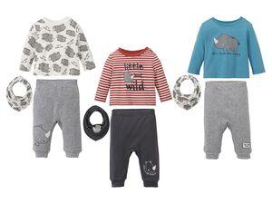 LUPILU® Baby Jungen Set, 3-teilig
