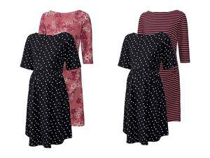 ESMARA® PURE COLLECTION 2 Damen Umstands-Kleider