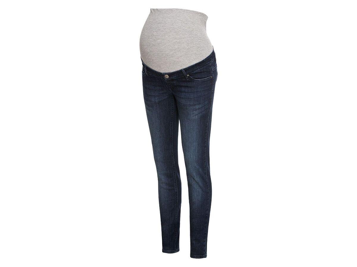 Bild 5 von ESMARA® PURE COLLECTION Damen Umstands-Jeans