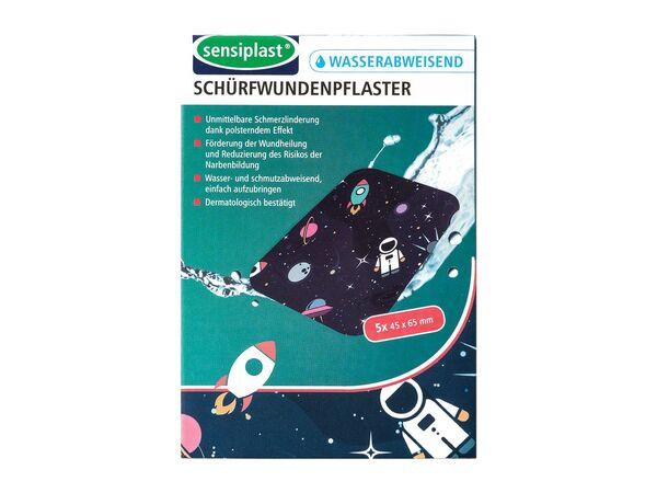 SENSIPLAST® 5 wasserfeste Schürfwundenpflaster