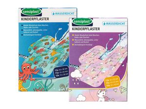 SENSIPLAST® 40 wasserfeste Kinderpflaster
