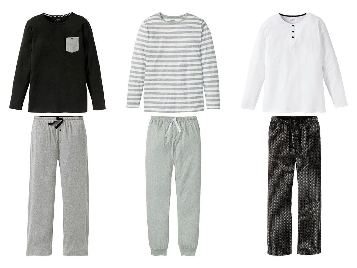 Bild 1 von LIVERGY® Herren Pyjama