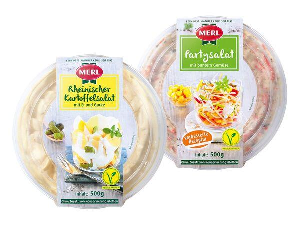 Rheinische Salate
