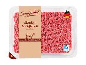 Frisches Rinderhackfleisch