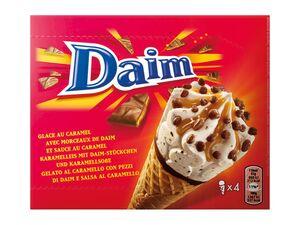 Daim/Oreo/Milka Waffelhörnchen