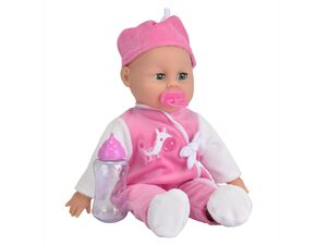 Simba My Love Laura Puppe mit Babysprache