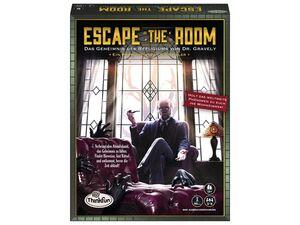 Ravensburger Escape the Room - Das Geheimnis des Refugiums von Dr. Gravely