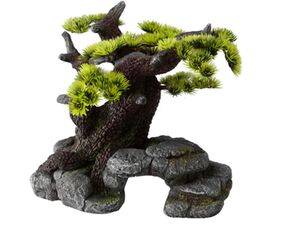 europet bernina Aquariumdekoration-Stein Bonsai ML