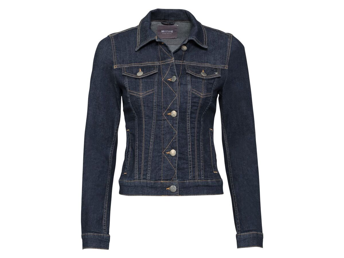 Bild 1 von Mustang Damen Jeansjacke, Iconic Denim Jacket