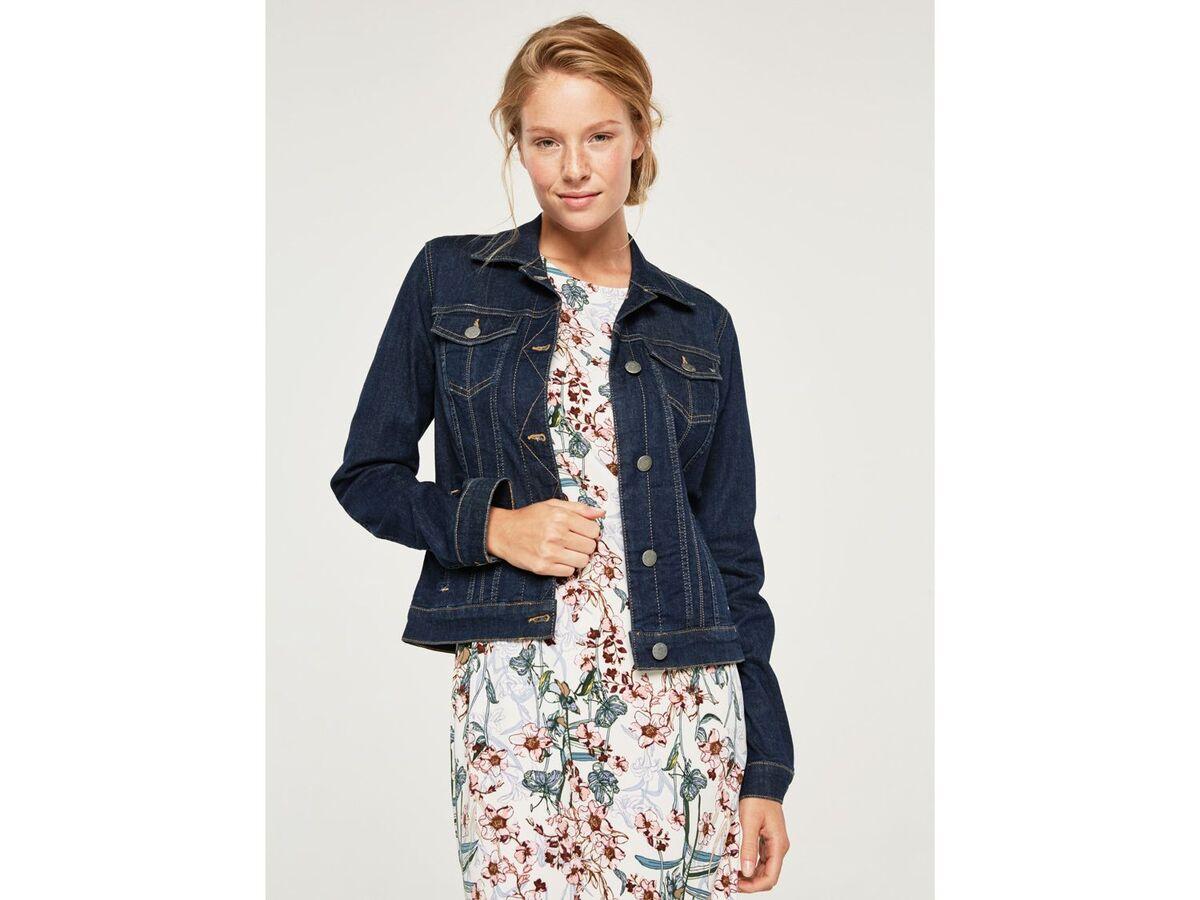 Bild 5 von Mustang Damen Jeansjacke, Iconic Denim Jacket