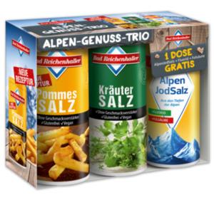BAD REICHENHALLER Alpen-Genuss-Trio