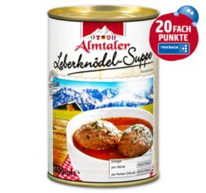 ALMTALER Suppe