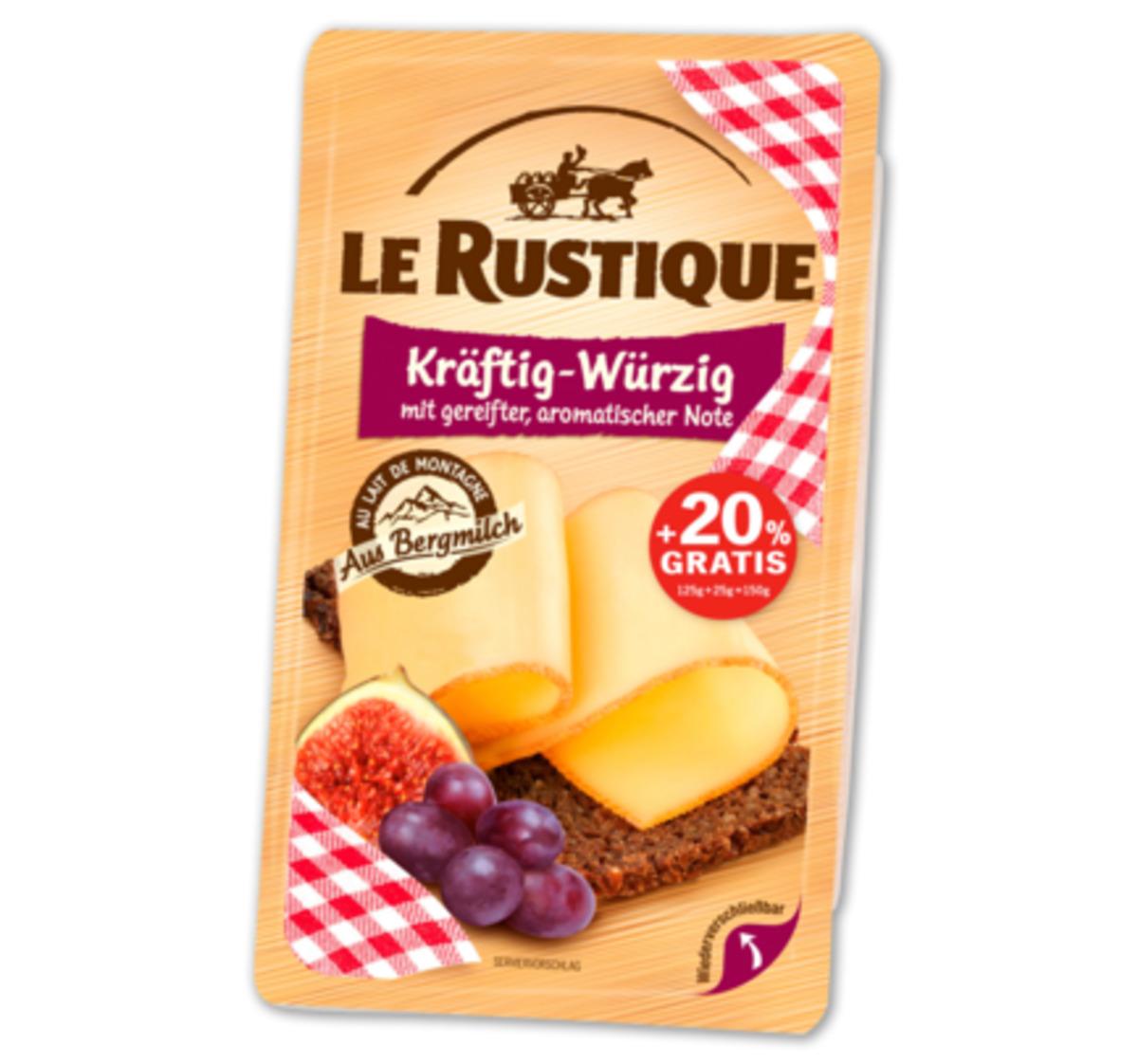 Bild 2 von LE RUSTIQUE Käsescheiben