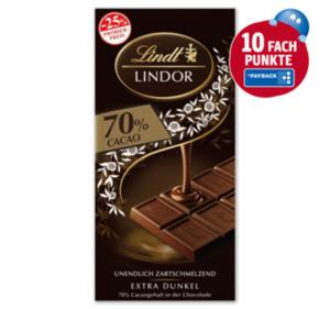 LINDT Lindor Promotion