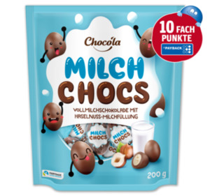 CHOCOLA Milch Chocs